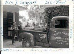 1956 Nason Plumbing & Heating Truck