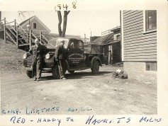 1948 Harry E Nason Plumbing & Heating