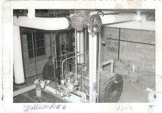 1954 boiler Nason Boiler Installation